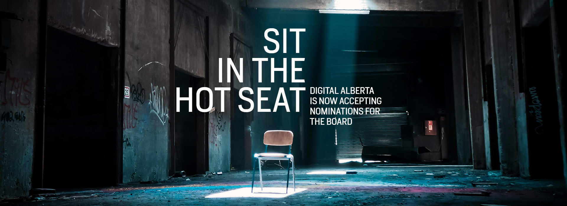 Sit in the hot seat